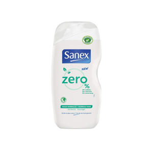 Sanex Douche Zero % Normale Huid 500ml 8718951322967