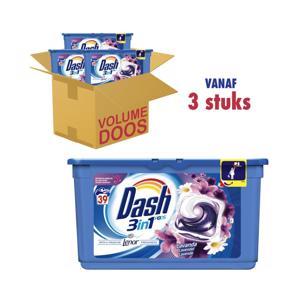 Dash 3 in 1 Pods Lavendel met Lenor 8001090477286