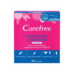 Carefree Inlegkruisjes Cotton Flexiform S/M 3574661485614