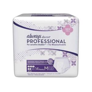 Always Discreet Professional Medium Plus (36-44) 4015400627074