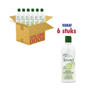 Timotei Shampoo Detox Fresh 300ml 8710447308110