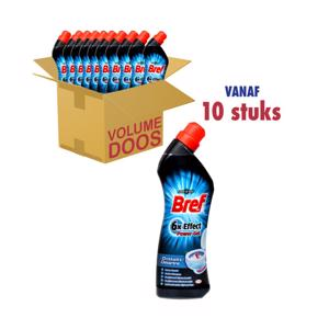Bref WC 6 x Effect Power-Gel Ontkalkt 5412530808264
