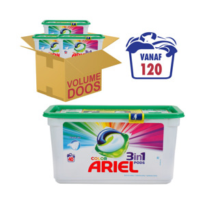 Ariel 3 in 1 Pods Color Fresh Air 8001841525341
