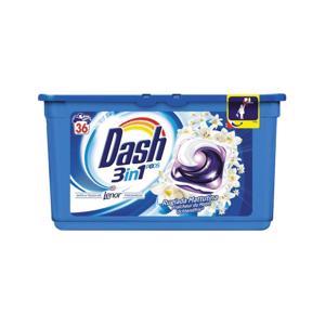 Dash  3 in 1 Pods Ochtendfris Met Lenor 4084500681170