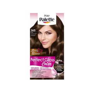 Schwarzkopf Poly Palette Perfect Gloss Color 365 - Pure Chocolade 5410091714314
