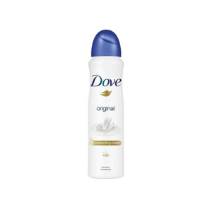 Dove Deodorant XL Original 250ml 8717163997345