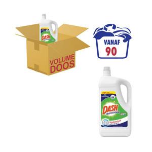 Dash Stralend Wit Professional Vloeibaar Wasmiddel 90 wasbeurten 8001090764492