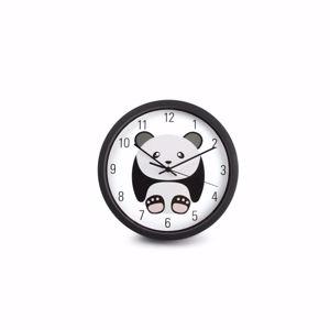 ONA Wandklok 25cm Kids Panda 5410595717309
