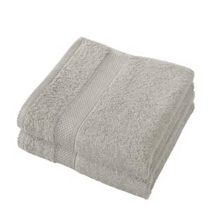 De Witte Lietaer Handdoek Stephanie Dove 50x100cm 5410156406512