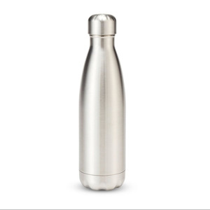 Salt & Pepper Isoleerfles 50cl zilver Hydra 9319882482165