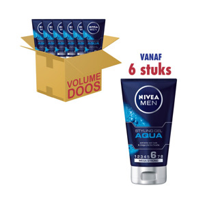 Nivea Men Styling Gel Aqua Mega Strong 4005808292851