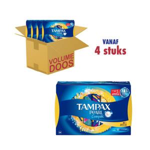 Tampax Compak Pearl Regular 4015400756057