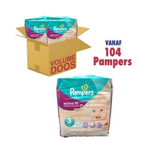 Pampers Active Fit Premium Protection 3 04015400617242