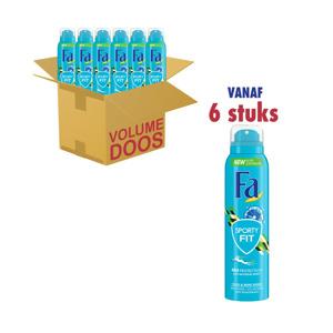 Fa Deodorant Sporty Fit 5410091747817