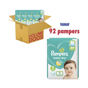 Pampers Baby Dry 5 4015400834205