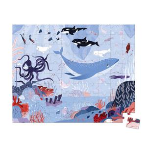 Janod Puzzel Arctische Oceaan (100 stukjes) 3700217326739
