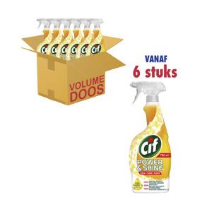 Cif Power & Shine Spray Keuken 8710908844591