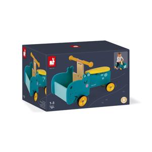 Janod Loopwagen Nijlpaard Hippo 3700217380038