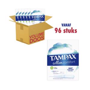 Tampax Cotton Comfort Super 80010900993502