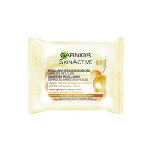 Garnier  Skinactive Micellaire reinigingsdoekjes verrijkt met Oliën 3600541744622