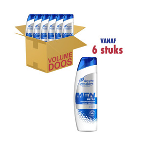 Head & Shoulders Men Ultra Instant Verlichting met Ginseng Shampoo 8001841444192
