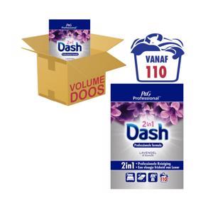 Dash 2in1 Waspoeder Professionele formule Lavendel 7.15 kg 8001090396969