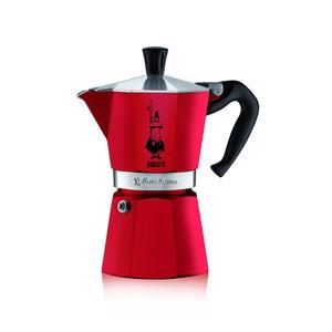 Bialetti Moka Express Espresso Maker Rood 6 Tassen 8006363018395