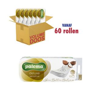 Paloma Toiletpapier Deluxe Car Shea Butter Balsem 4 lagen 3838952027540