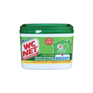 WC Net Capsules Septische Putten 5410513010925