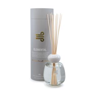 Salt & Pepper Elemental Air Geurstokjes in Glazen Fles 600 ml 9319882477536