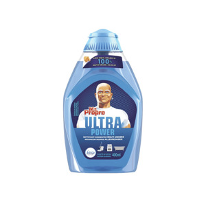 Mr Proper Ultra Power Gel Multi Clean Katoen Bloesem 8001090167965