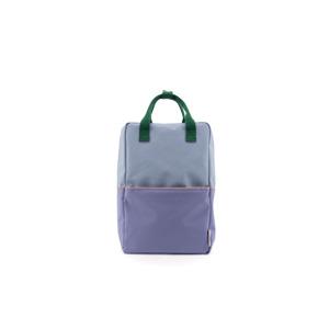 Sticky Lemon Rugzak Large Colourblocking Moustafa Purple+Henckles Blue+Movie Green 5252112026910