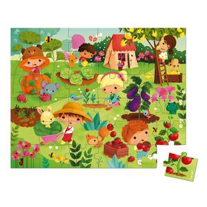 Janod Puzzel Garden (36 stukjes) 3700217326630