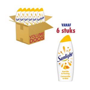 Sunlight Douche Kamille & Honing 500ml 8711700682893