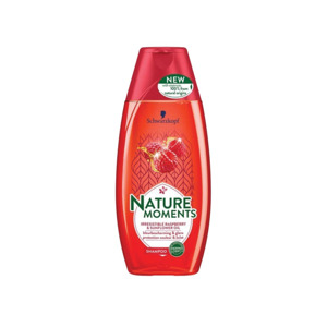 Schwarzkopf Nature Moments Irresistible Raspberry & Sunflower Oil Shampoo 5410091736330