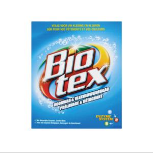 Biotex Voorwas & Vlekverwijderaar 8712561483018