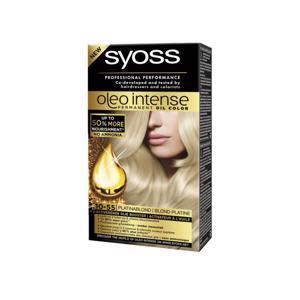 Syoss Platinablond Oleo Intense 10-55 5410091728465