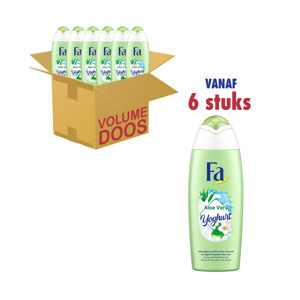 Fa Bad & Douche Aloe Vera Yoghurt 500ml 5410091721985
