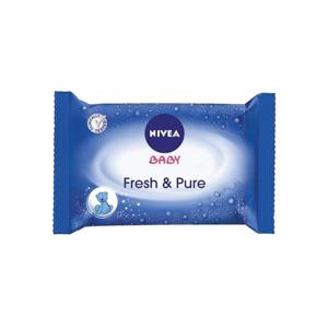 Nivea Babydoekjes Fresh & Pure 4005900474360