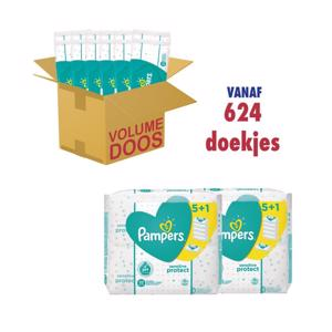 Pampers Babydoekjes Sensitive Protect 8001090599650