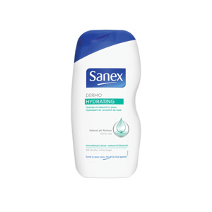 Sanex Douche Dermo Hydrating 500ml 3181730076286