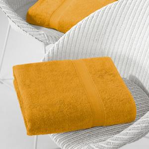 De Witte Lietaer Douchelaken Stephanie Golden Yellow 100x150cm 5410156585132