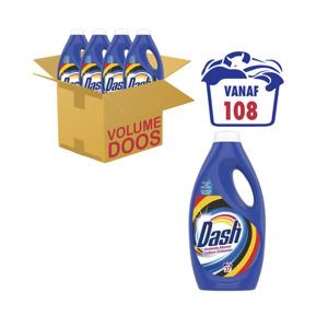 Dash Vloeibaar Wasmiddel Stralende Kleuren 8001841652146