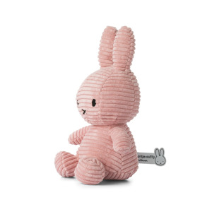 Nijntje Corduroy Pink 23 cm 8719066003819