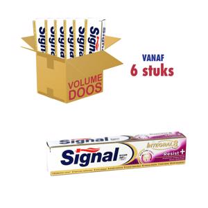 Signal Tandpasta Integral 8 Resist+ 8710908455377