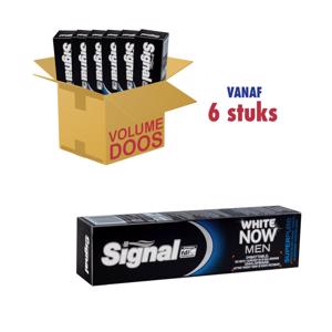 Signal Tandpasta Men White Now Super Pure 8712561357432