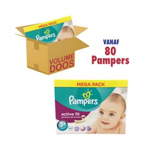 Pampers Active Fit Premium Protection 3+ 4015400599609