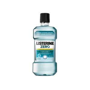 Listerine Mondspoeling ZERO Mild Mint 3574661001555