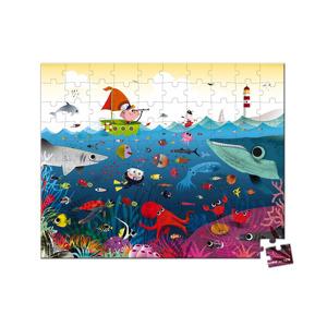 Janod Puzzel Onderwaterwereld (100 stukjes) 3700217329471