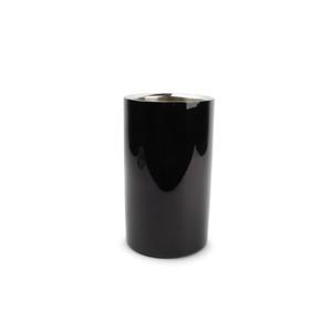 Salt & Pepper Wijnkoeler 12,5XH21cm dubbelwandig zwart Bar 5410595721085